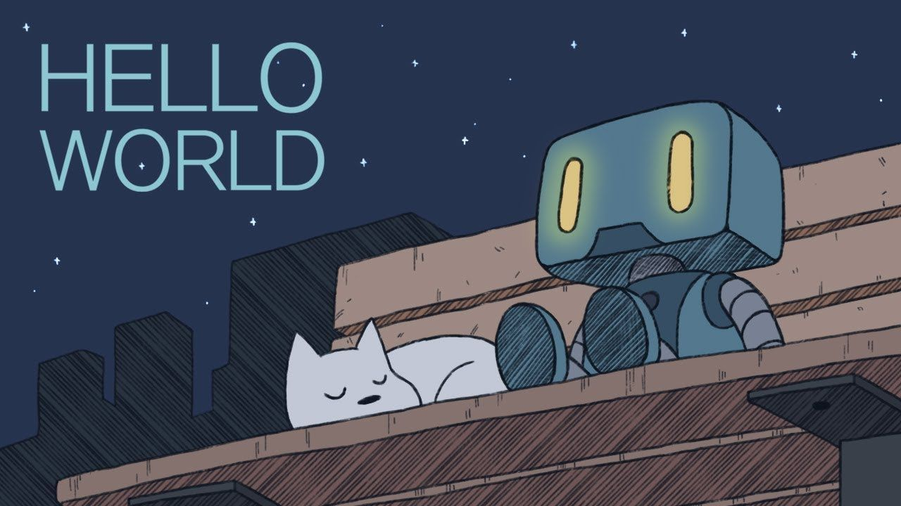 Louie Zong Hello World MV Animation YouTube in 2020