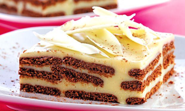 Receitas com chocolate branco: pavê, pudim, bolo, torta, musse, trufa, sorvete e muito mais - Culinária - MdeMulher - Ed. Abril