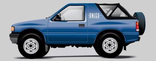 95 isuzu amigo | trucks that look like toys. | pinterest | cars
