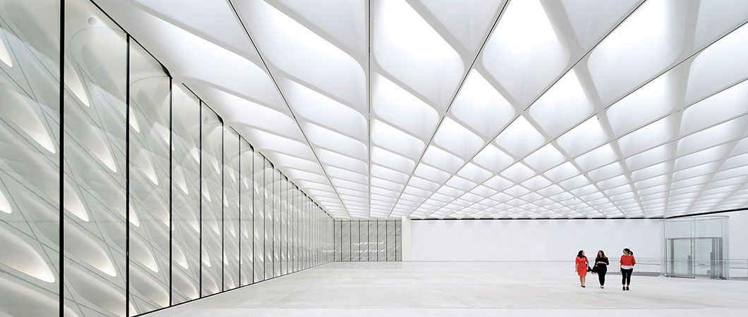 The Broad | Arup Lighting Design | Daylight Project of the Year Los Angeles CA & The Broad | Arup Lighting Design | Daylight Project of the Year ... azcodes.com