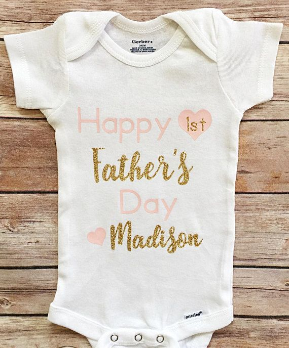 18431f0c5 1st Father's Day Outfit, Girl Fathers Day Onesie, Father's Day Outfit, First  Father's Day, Fathers D