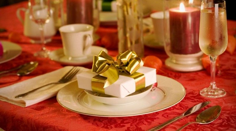 decorarmesanavidad5 Navidad Pinterest Decorando mesas