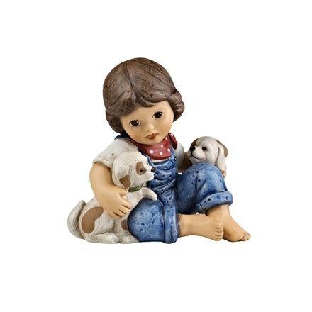 Dog daddy - cute little figurian eh???