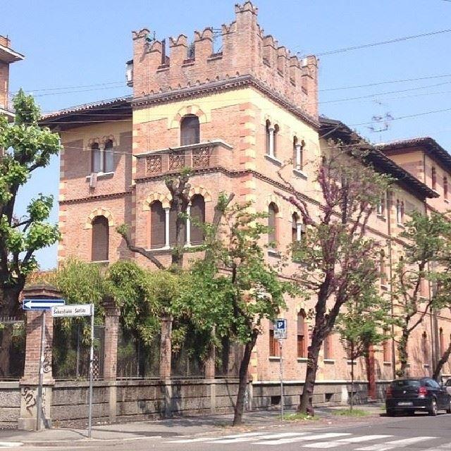 lanuvolettadivivienne Meraviglia in Bolognina Bologna