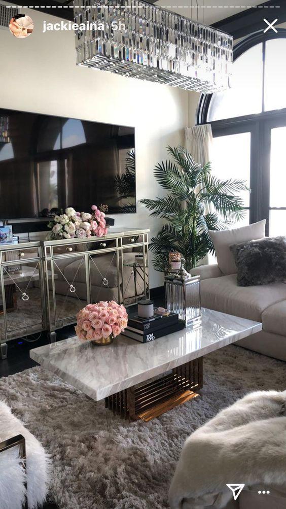 35 Apartments Decor To Update Your Living Room | Idée déco ...