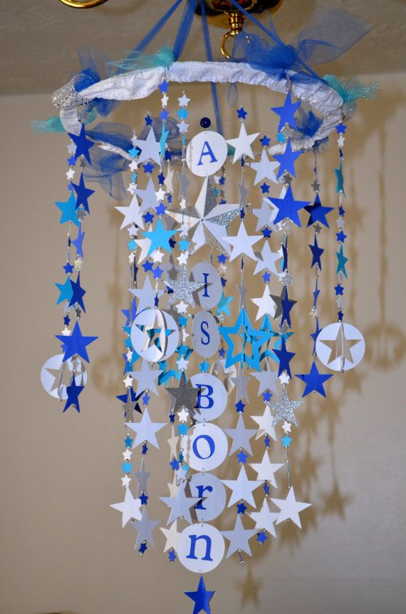 Hey, I found this really awesome Etsy listing at https://www.etsy.com/listing/104786096/a-star-is-born-crib-mobile