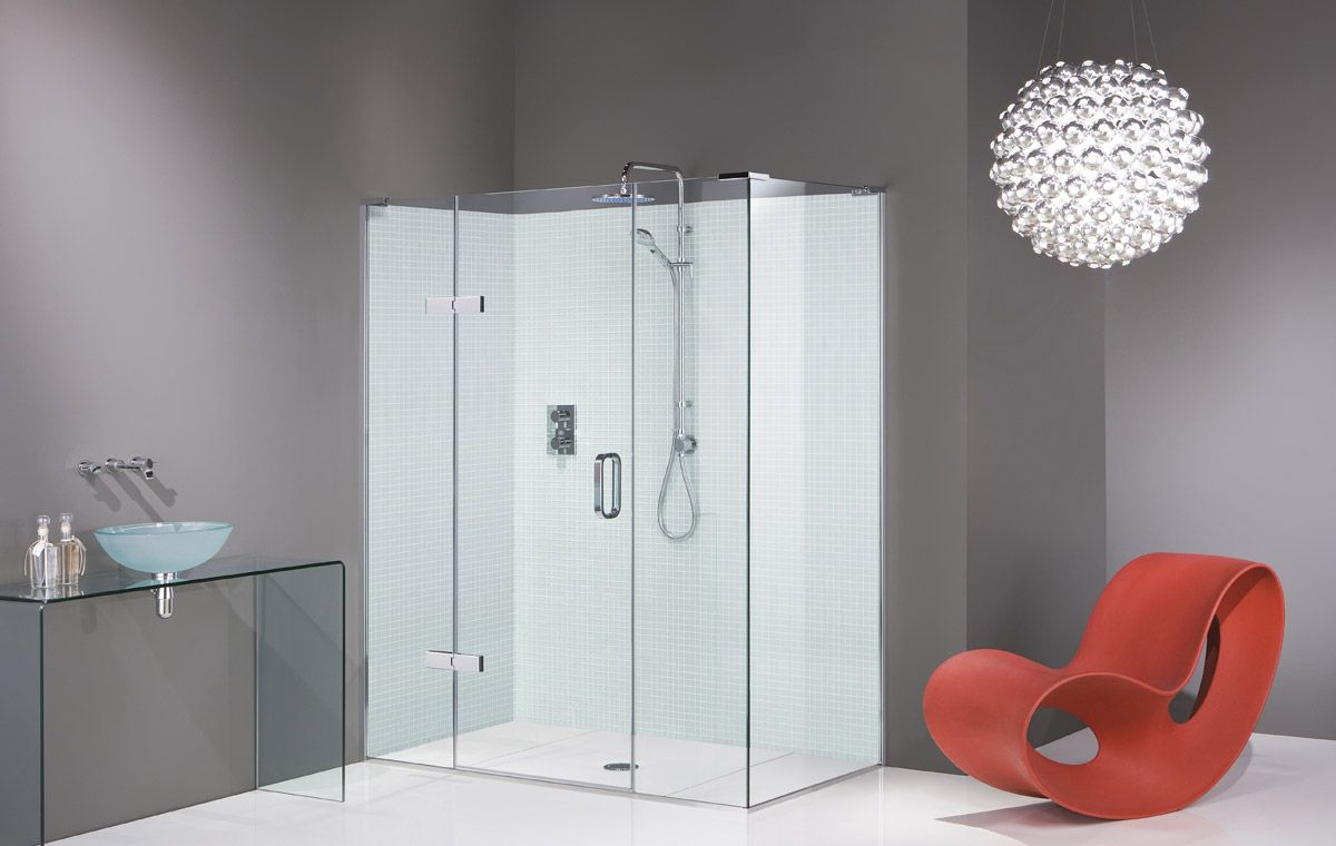 Prefabricated large shower stalls | home improvement | Pinterest ...