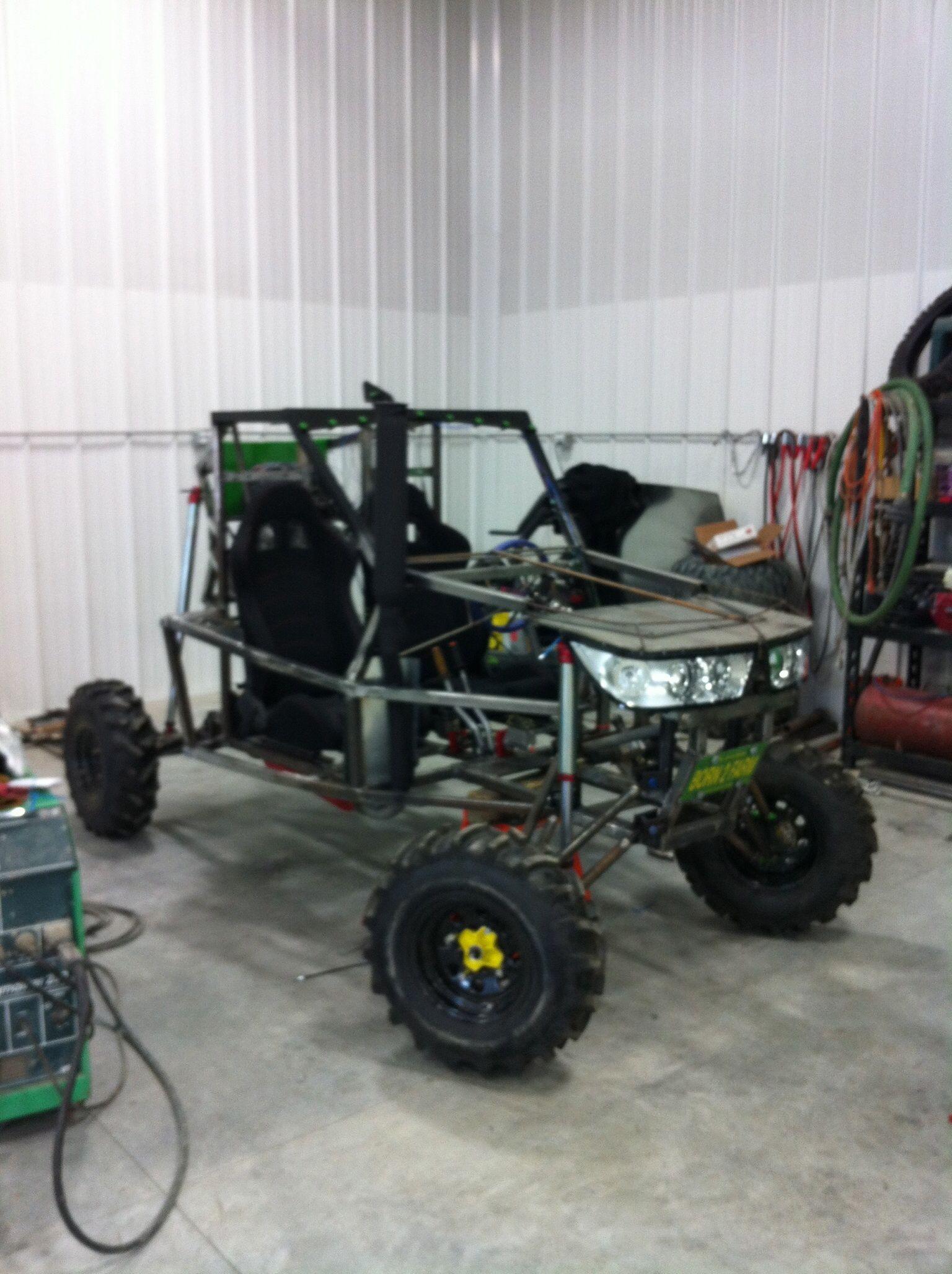 Tractor theme Mini sand rail | Mini buggy/ sand rail | Sand