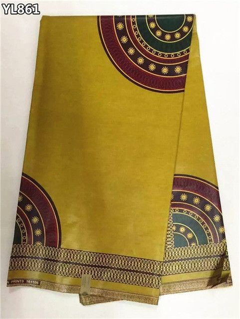 African wax fabric high quality Nigerian Ankara fabric (7 designs) 6 ...