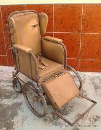 silla de ruedas historia