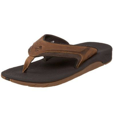 ba9055de918dbb Reef Men s Reef Slap II Thong Sandal Reef.  25.94. Soft padded textile  lining. Durable non-marking rubber outsole. synthetic. Rubber sole.