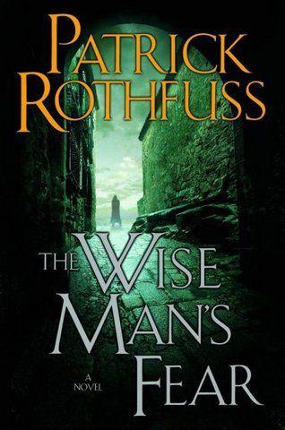 second volume in Rothfuss's Kvothe series