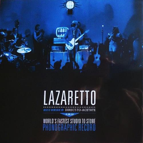 """Jack White :: """"Lazaretto"""""""