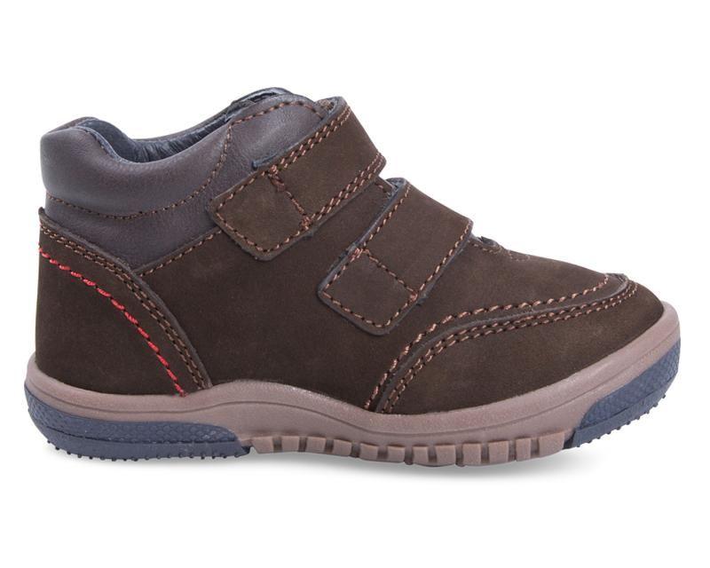 8bb00b7f Zapatos Grafito Boys Cafés 8076562 | Coppel | suelas | Zapatos ...