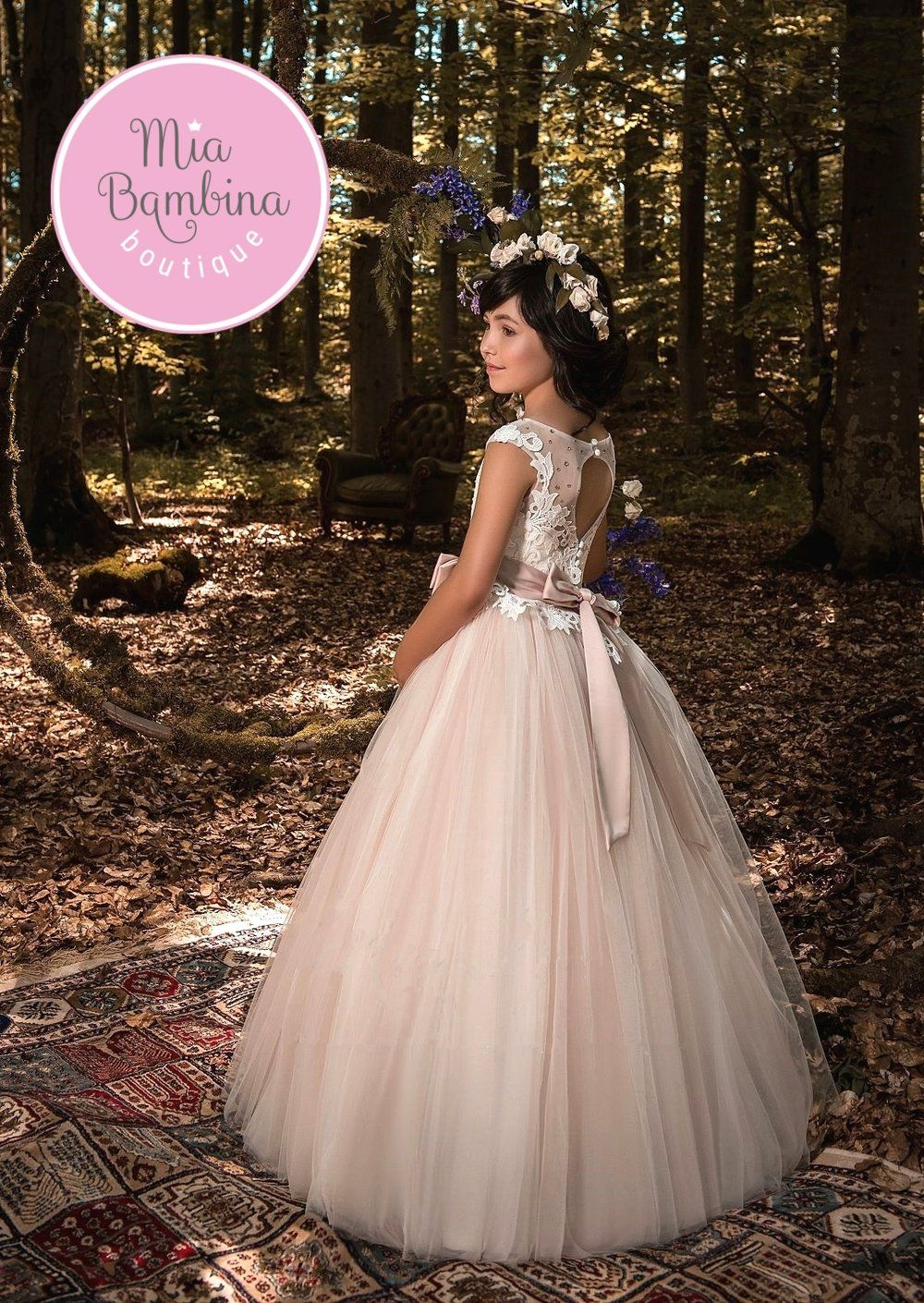 Roanne wedding dresses pinterest flower girl dresses girls