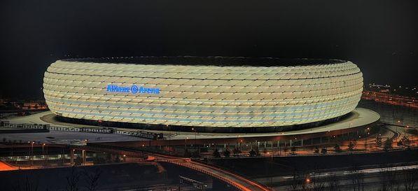 Business Location Allianz Arena München #münchen #munich #tagung #kongress #event #business #location #konferenz #conference #congress
