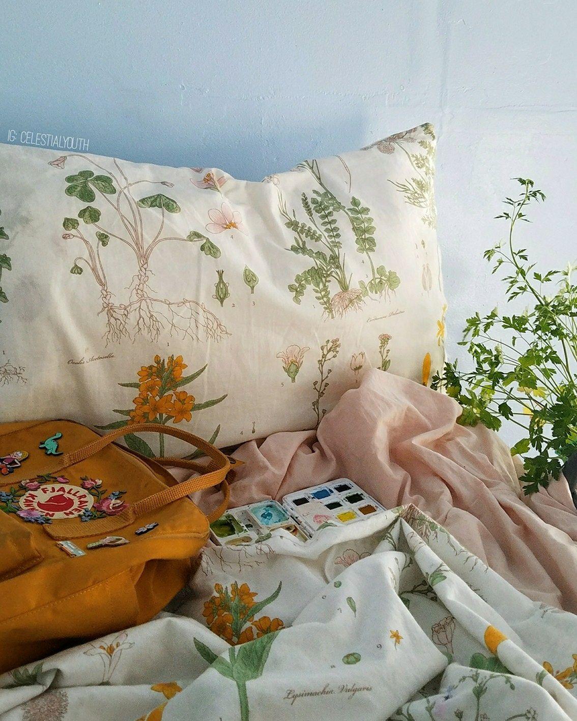 Yellow Aesthetic Bedroom Ideas