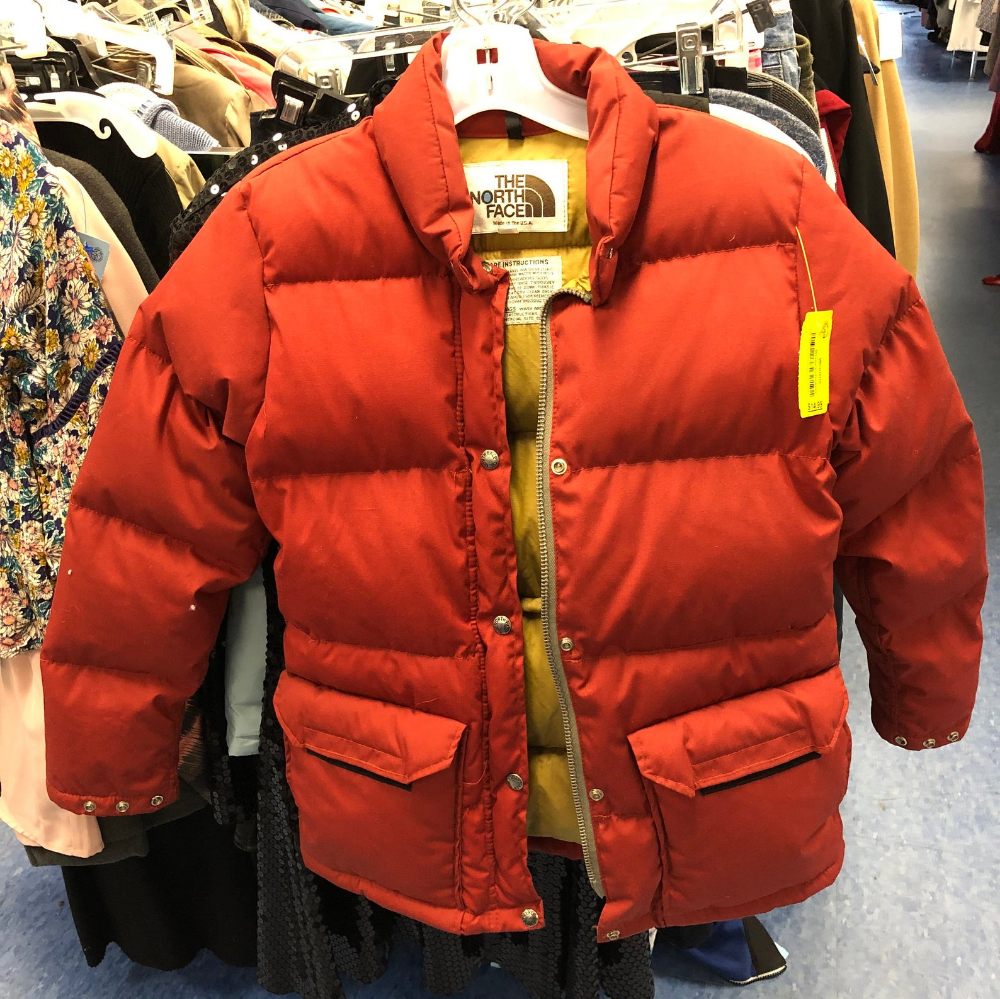 70s Vintage North Face Puffer Jacket Made In Usa Tnf Zip Up Northface Jacket Vintage Clothing Retro Womens Vintage Clothing Vintage Coat North Face Puffer Jacket North Face Puffer Vintage Outfits [ 999 x 1000 Pixel ]