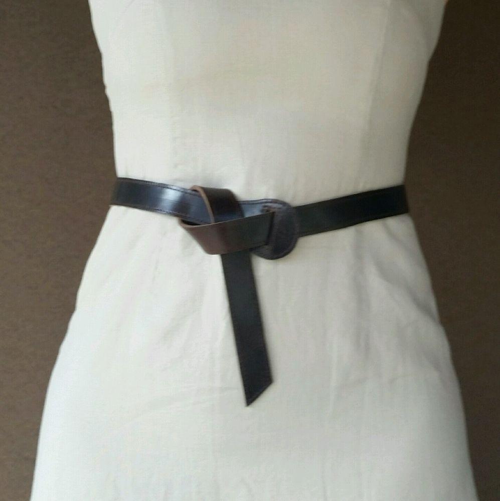 Rustic leather belt fashion design belt unique belts