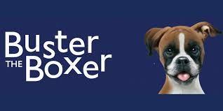 #BuxterTheBoxer será el perro protagonista de la Navidad