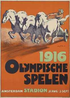 Image result for 1916 olympics cancelled