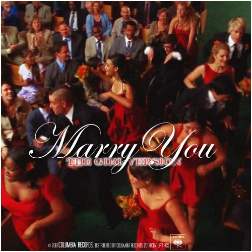 2x08 Furt | Marry You, The Girl Version Requested
