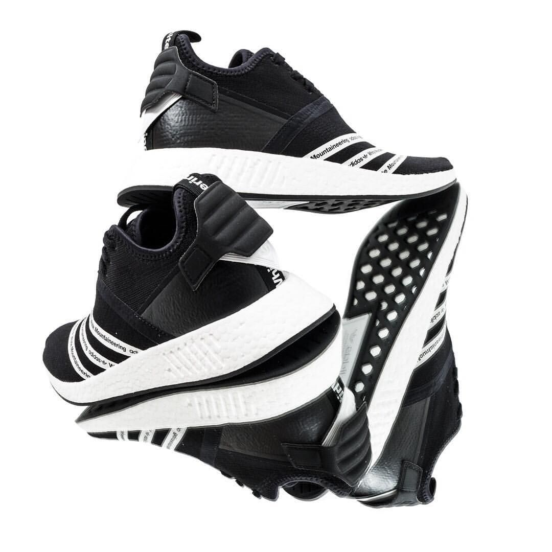 c0c3cb1580a5 Adidas NMD R2 White Mountaineering  sneakers  sneakernews  StreetStyle   Kicks  adidas  nike  vans  newbalance  puma  ADIDAS  ASICS  CONVERSE   DIADORA ...