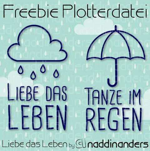Photo of Plotterdatei Liebe das Leben – Freebie bei Makerist