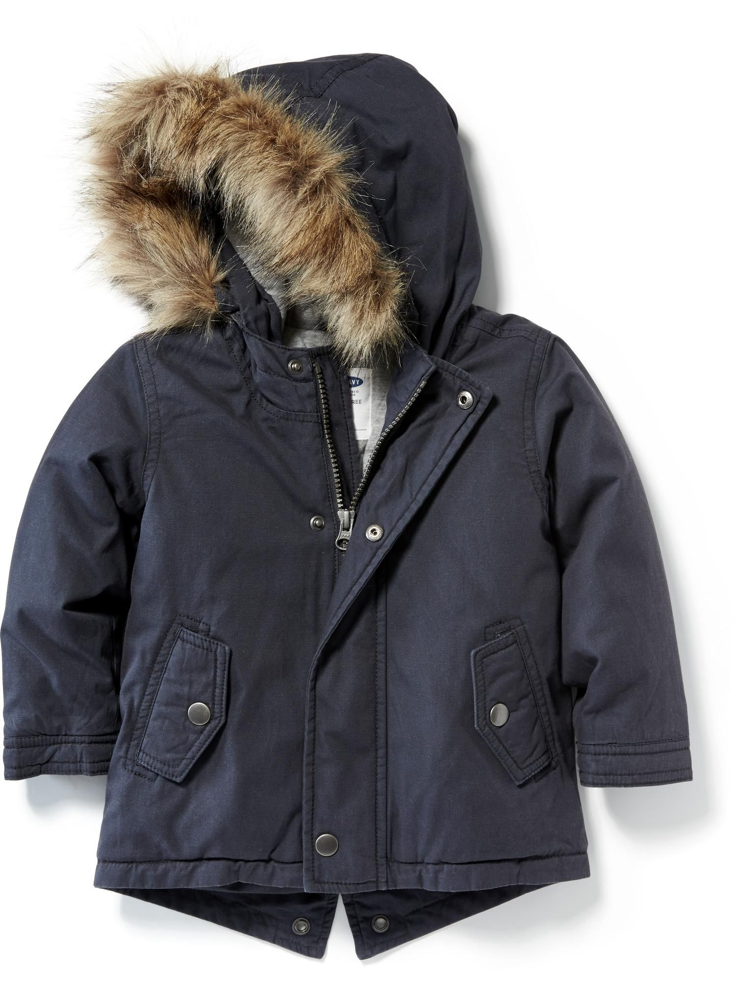 Old navy baby parka