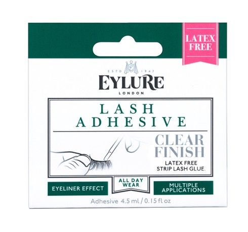 dad9d111c36 Eylure Lashfix Latex Free Strip Lash Adhesive, Clear 4.5 ml | Eylure ...