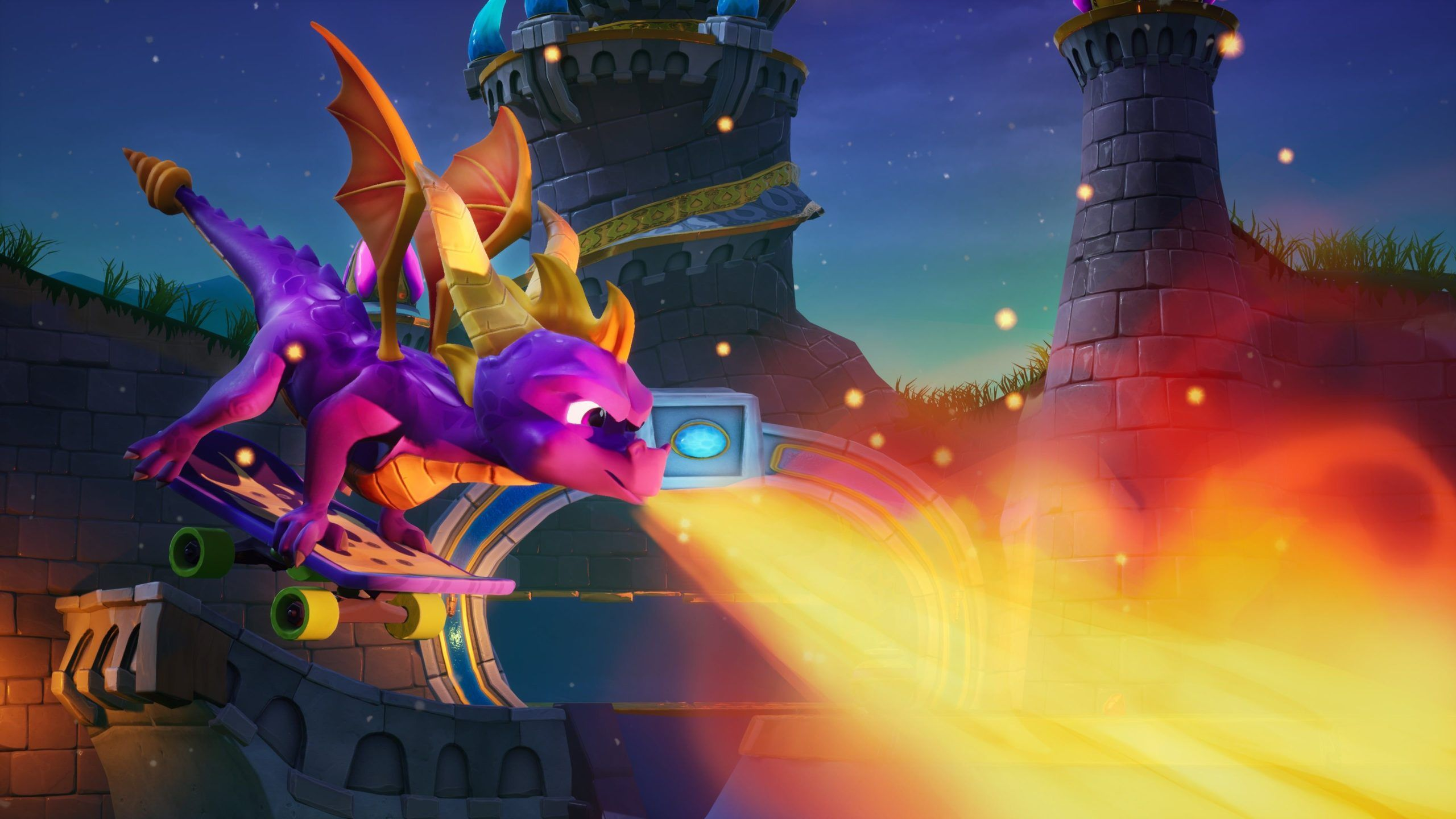 Spyro Reignited Wallpaper Spyro The Dragon Trilogy