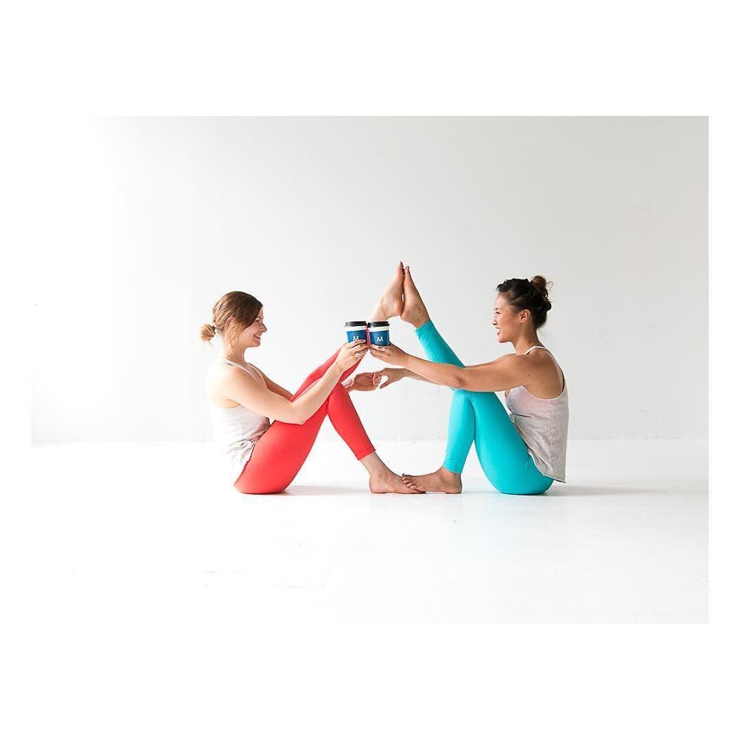 3/3 #nocoffeenoprana series  #yoga #coffee #navasana #namastetv @matchstickyvr