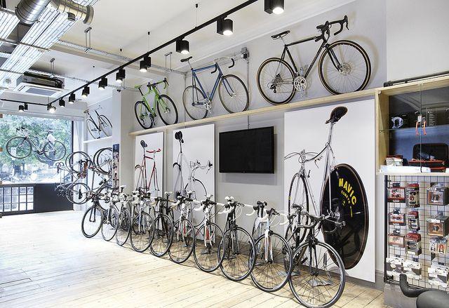 Kinoko Cycles Shop Photos Flickr Photo Sharing Bicycle Shop