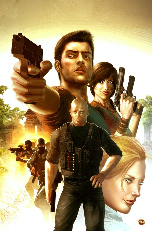 Uncharted by ~Rennee on deviantART