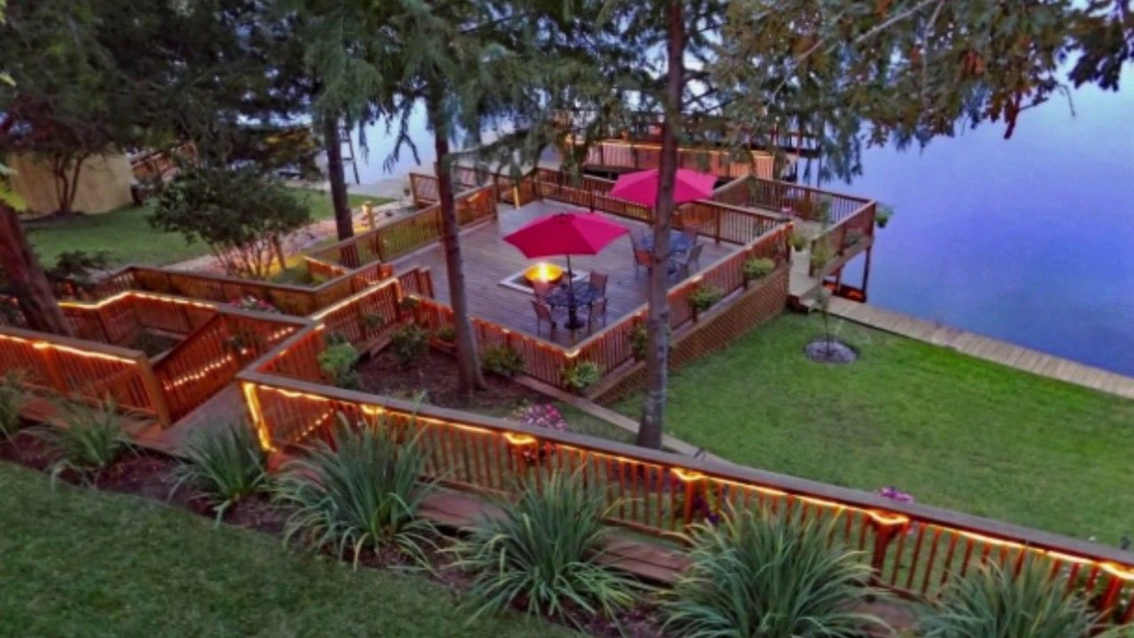 Peachy Lakefront Rental In Crocket Texas On Houston County Lake Home Interior And Landscaping Transignezvosmurscom