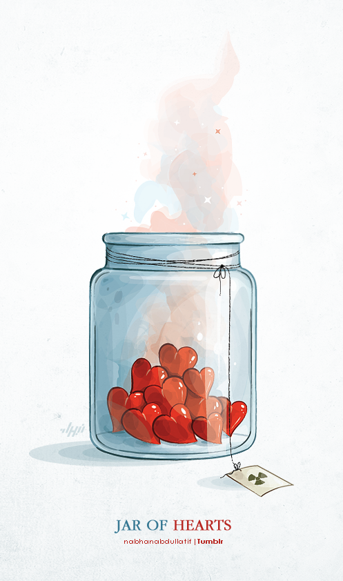 Jar Of Hearts by *NaBHaN on deviantART