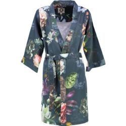 Photo of Essenza Bademantel Damen Kimono Fleur nightblue – M Essenza Home