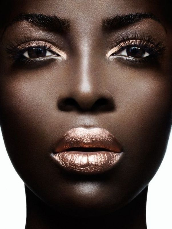 Photo of COPPER/BRONZE EYE SHADOW..Coppery-bronze eye shadows are subtle enough that your…