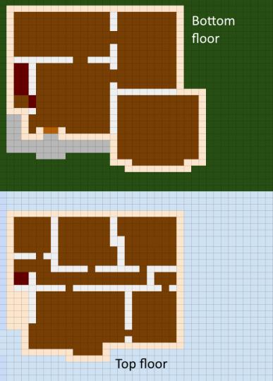 Floor plan minecraft house also building tips ideas houses rh pinterest
