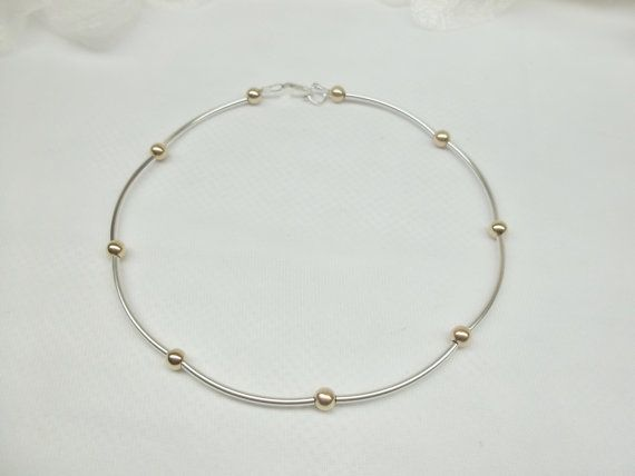 anklets anklet sterling right silver foot gold beach jewelry for bracelet ankle bendis