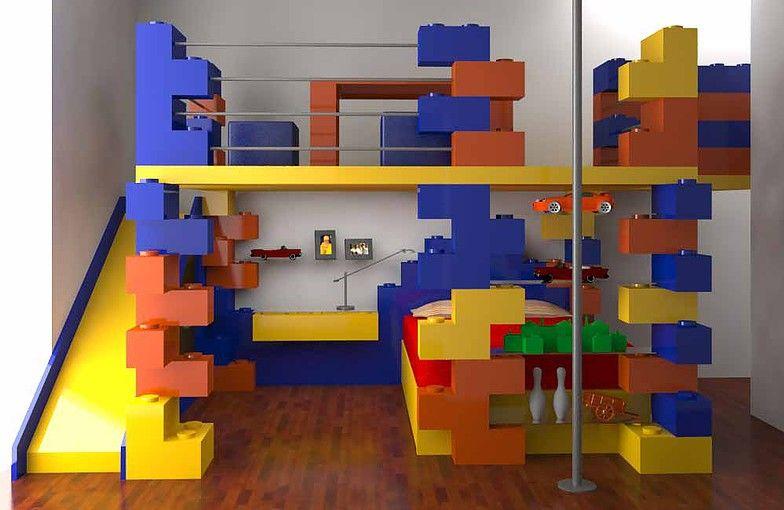 lego muebles - Buscar con Google | Muebles Lego y Tetris | Pinterest ...