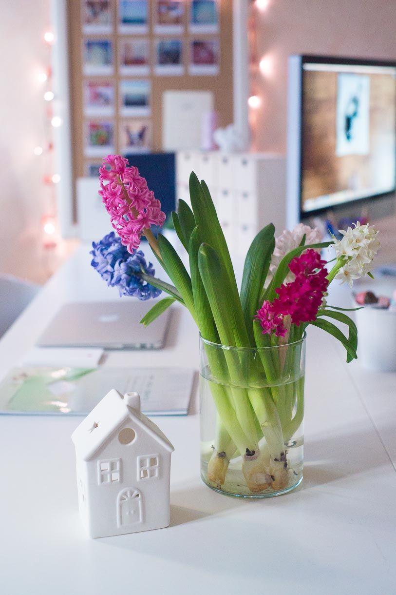 L'appartement en fleurs | Fleurs, Composition florale, Vie de miettes