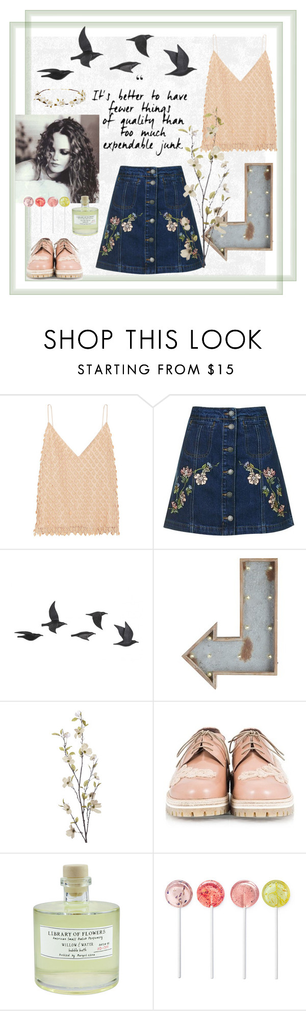 """""""// e m b r o i d o r y //"""" by modestboho ❤ liked on Polyvore featuring Balenciaga, Topshop, Jayson Home, Pier 1 Imports, Attilio Giusti Leombruni, Library of Flowers and Cult Gaia"""
