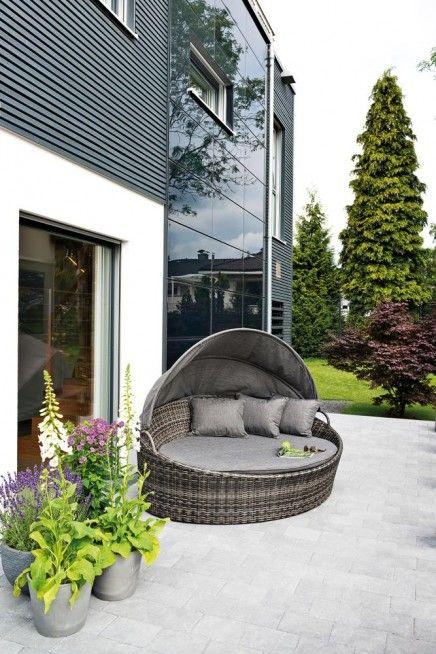 Tuin inrichten in ibiza style buiten loungesets tuin for Inrichting tuin