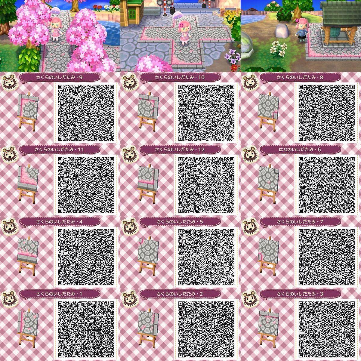 19++ Animal crossing path qr codes ideas