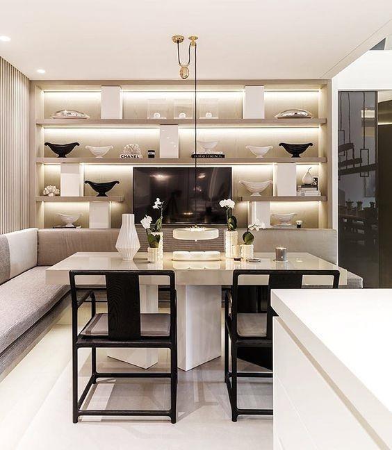 KELLY HOPPEN NEW HOME | Modern And Luxury Design | Bocadolobo.com/  #contemporarydesign