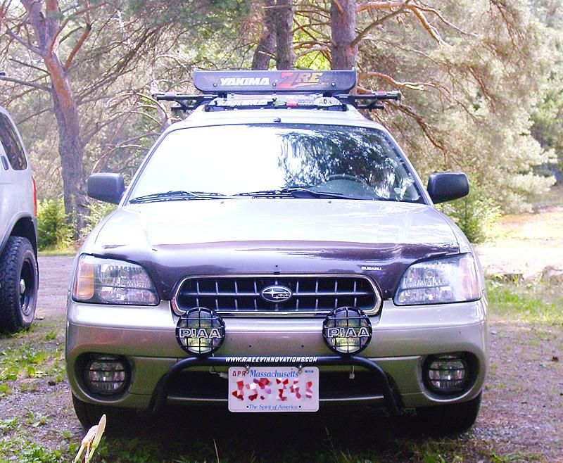 Rally Innovations Custom Light Bar For Outback Subaru Outback Bar Lighting Subaru