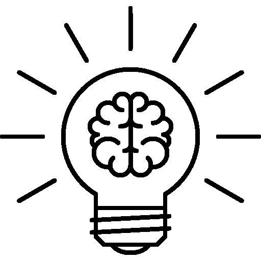 The Noun Project Brain Art Brain Art Drawing Brain Icon