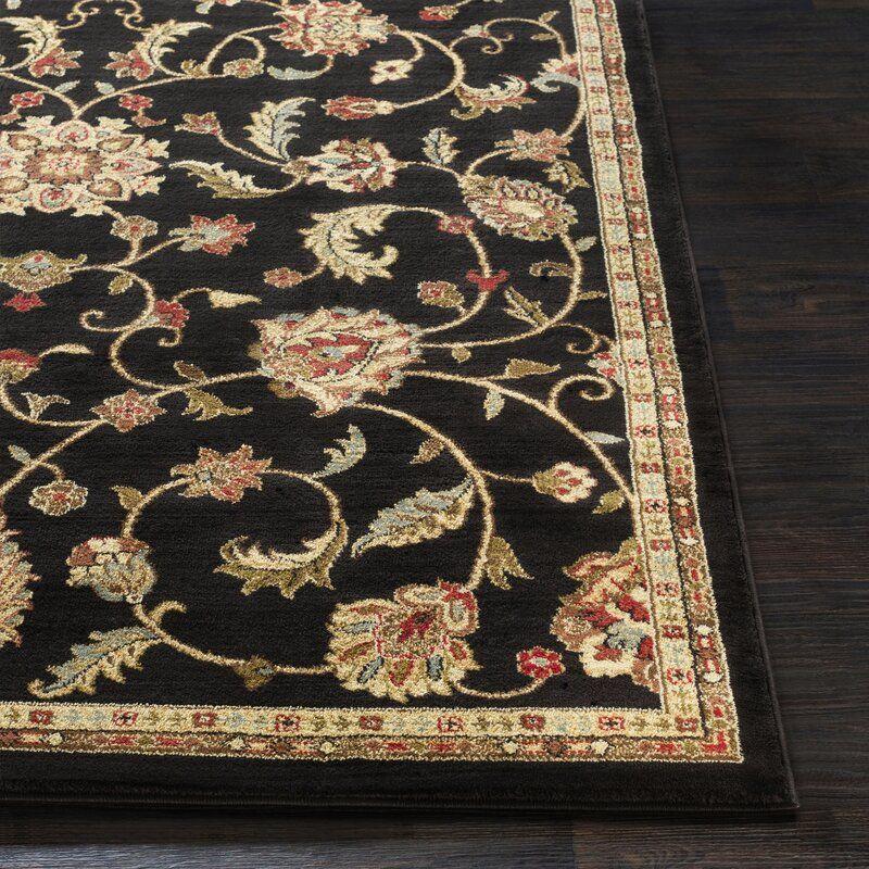 Gaskins Power Loom Black Tan Rug Area Rug Collections Rug Styles Area Rugs