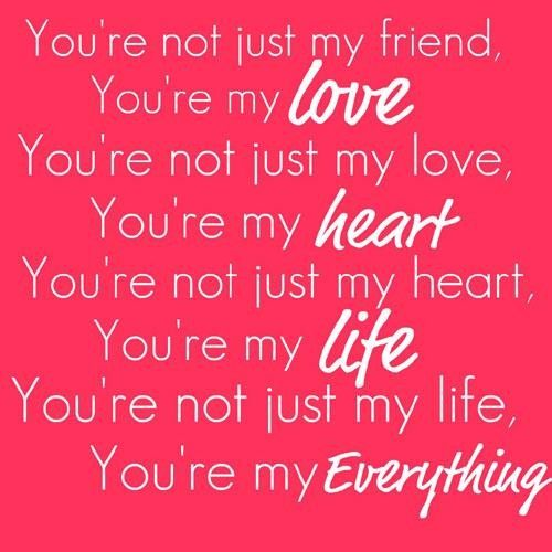 Happy valentines day my love quotes sms poems messages 2017 images wallpapers for boyfriend ...